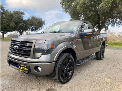 2014 Ford F-150 for sale at KARS R US in Modesto CA