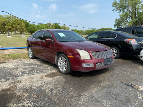 2006 Ford Fusion for sale at Dave-O Motor Co. in Haltom City TX