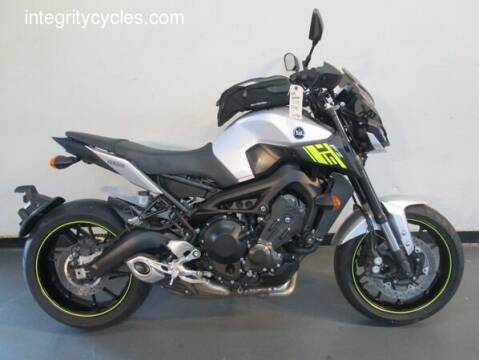 2017 Yamaha FZ-09 for sale at INTEGRITY CYCLES LLC in Columbus OH