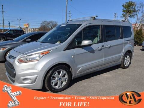 2014 Ford Transit Connect Wagon for sale at VA Cars Inc in Richmond VA