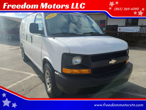 2010 Chevrolet Express Cargo for sale at Freedom Motors LLC in Knoxville TN