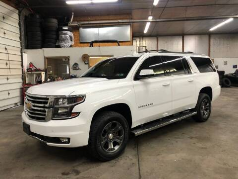 2016 Chevrolet Suburban for sale at T James Motorsports in Gibsonia PA