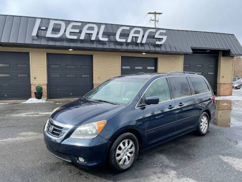 2010 Honda Odyssey for sale at I-Deal Cars in Harrisburg PA