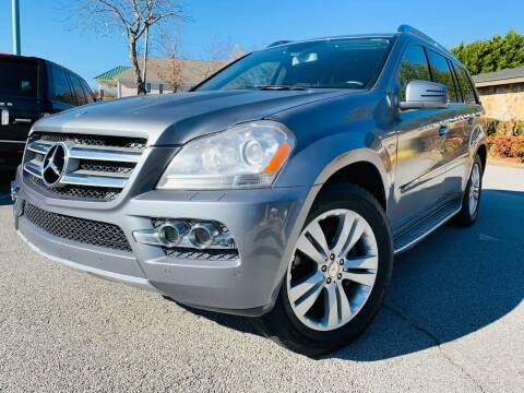 2011 Mercedes-Benz GL-Class for sale at Classic Luxury Motors in Buford GA