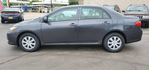 2009 Toyota Corolla for sale at Appleton Motorcars Sales & Service in Appleton WI
