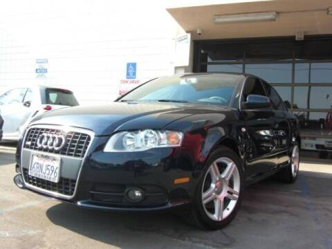 2008 Audi A4 for sale at J'S MOTORS in San Diego CA