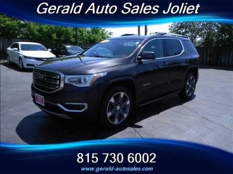 2017 GMC Acadia for sale at Gerald Auto Sales in Joliet IL