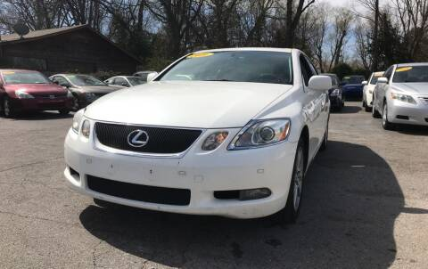 2006 Lexus GS 300 for sale at Limited Auto Sales Inc. in Nashville TN