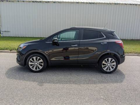2017 Buick Encore for sale at TNK Autos in Inman KS