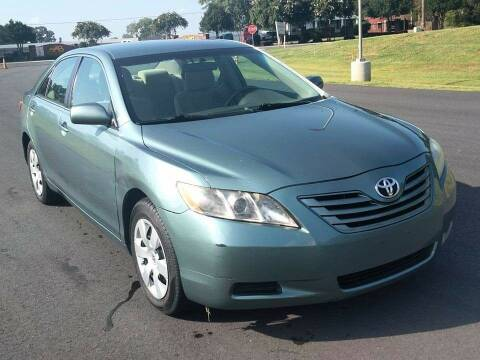 2009 Toyota Camry for sale at Happy Days Auto Sales in Piedmont SC