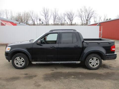 2008 Ford Explorer Sport Trac for sale at Chaddock Auto Sales in Rochester MN
