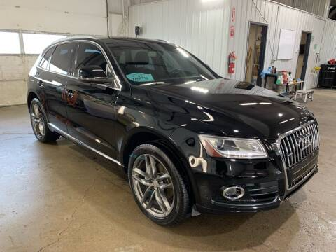2013 Audi Q5 for sale at Premier Auto in Sioux Falls SD