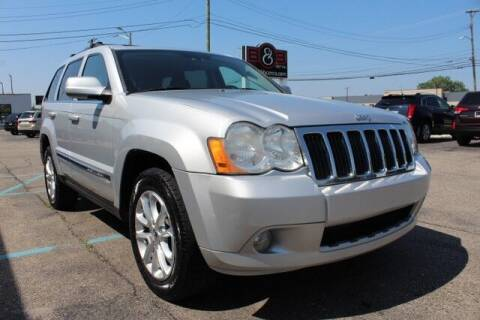 2008 Jeep Grand Cherokee for sale at B & B Car Co Inc. in Clinton Township MI