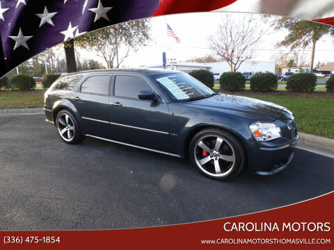 2007 Dodge Magnum for sale at CAROLINA MOTORS in Thomasville NC
