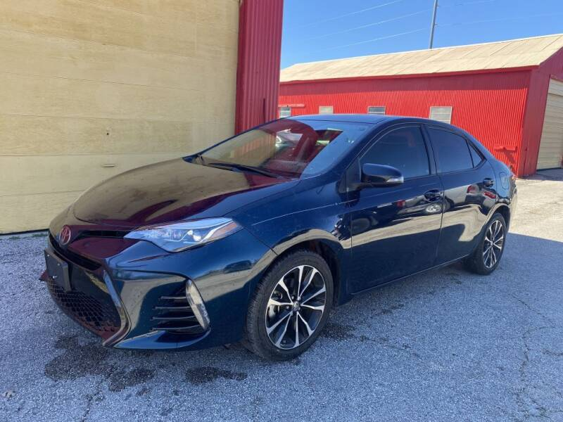 2018 Toyota Corolla for sale at Pary's Auto Sales in Garland TX