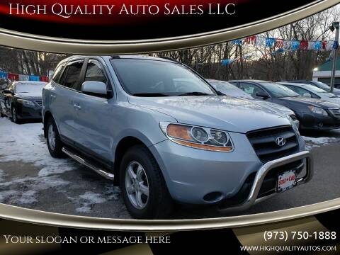 2008 Hyundai Santa Fe for sale at High Quality Auto Sales LLC in Bloomingdale NJ