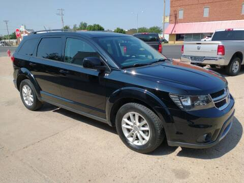 2017 Dodge Journey for sale at Apex Auto Sales in Coldwater KS