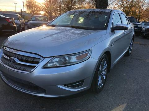 2011 Ford Taurus for sale at Atlantic Auto Sales in Garner NC