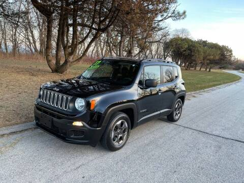 2017 Jeep Renegade for sale at Aleid Auto Sales in Cudahy WI