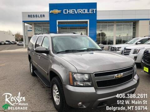 2008 Chevrolet Suburban for sale at Danhof Motors in Manhattan MT