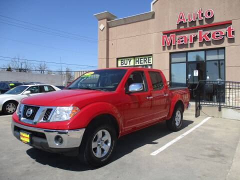 2010 Nissan Frontier for sale at Auto Market in Oklahoma City OK