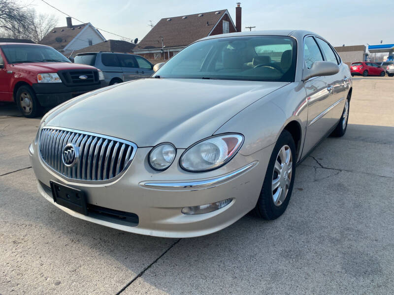 2008 Buick LaCrosse for sale at Matthew's Stop & Look Auto Sales in Detroit MI