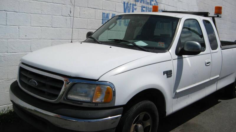 2003 Ford F-150 for sale at CABO MOTORS in Chula Vista CA
