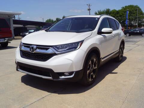 2017 Honda CR-V for sale at Kansas Auto Sales in Wichita KS