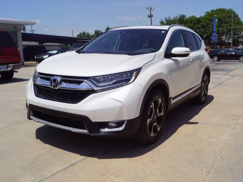 2017 Honda CR-V for sale at Kansas Auto Sales in Wichita KS