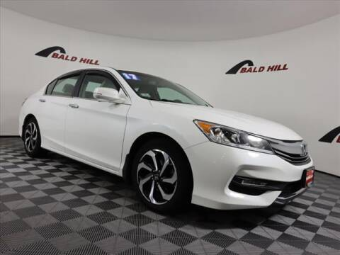 2017 Honda Accord for sale at Bald Hill Kia in Warwick RI