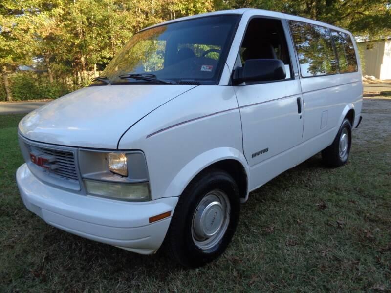 1998 GMC Safari for sale at Liberty Motors in Chesapeake VA