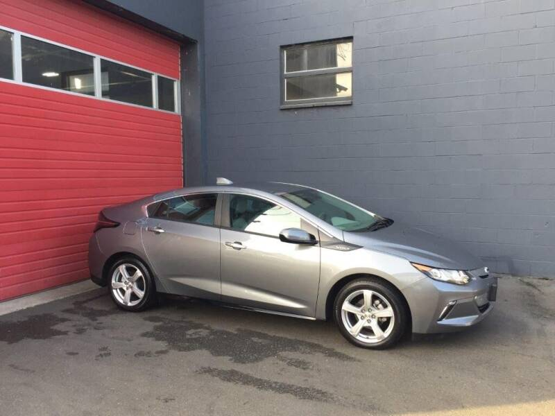 2018 Chevrolet Volt for sale at Paramount Motors NW in Seattle WA