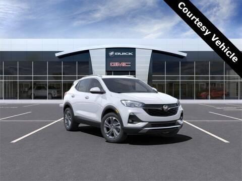 2021 Buick Encore GX for sale at Bob Clapper Automotive, Inc in Janesville WI