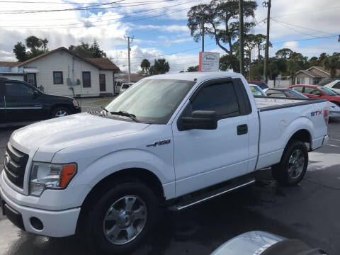 2009 Ford F-150 for sale at Riviera Auto Sales South in Daytona Beach FL