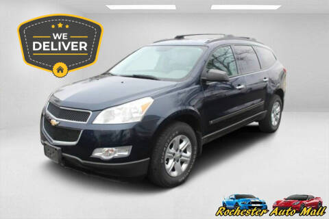 2010 Chevrolet Traverse for sale at Rochester Auto Mall in Rochester MN