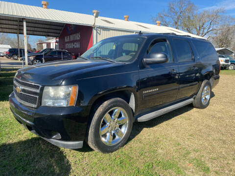 2011 Chevrolet Suburban for sale at M & M Motors in Angleton TX