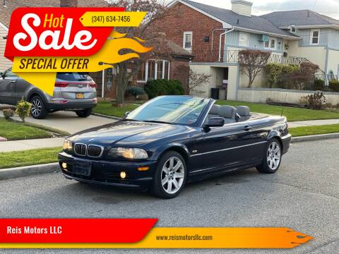 2002 BMW 3 Series for sale at Reis Motors LLC in Lawrence NY