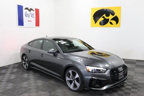 2021 Audi A5 Sportback for sale at Carousel Auto Group in Iowa City IA