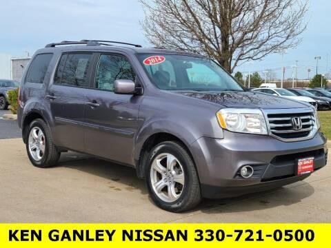 2014 Honda Pilot for sale at Ken Ganley Nissan in Medina OH