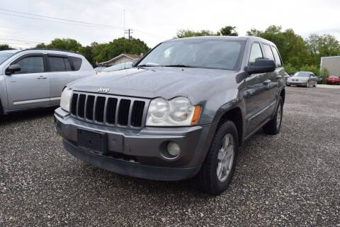 2007 Jeep Grand Cherokee for sale at American Auto Center in Austin TX