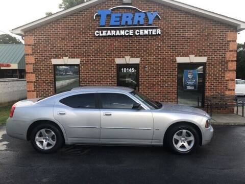 2009 Dodge Charger for sale at Terry Clearance Center in Lynchburg VA