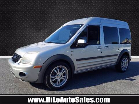 2012 Ford Transit Connect for sale at Hi-Lo Auto Sales in Frederick MD