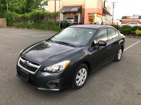 2014 Subaru Impreza for sale at MAGIC AUTO SALES in Little Ferry NJ