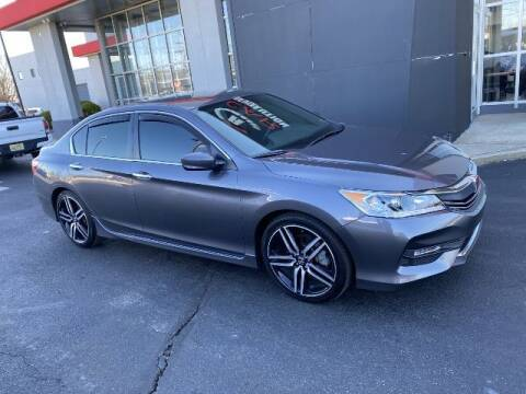2017 Honda Accord for sale at Car Revolution in Maple Shade NJ