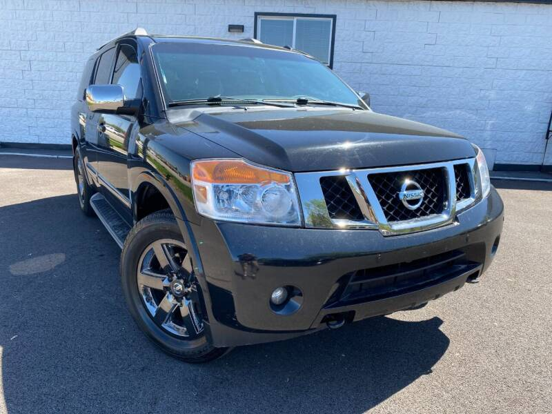 2014 Nissan Armada for sale in Springfield, IL