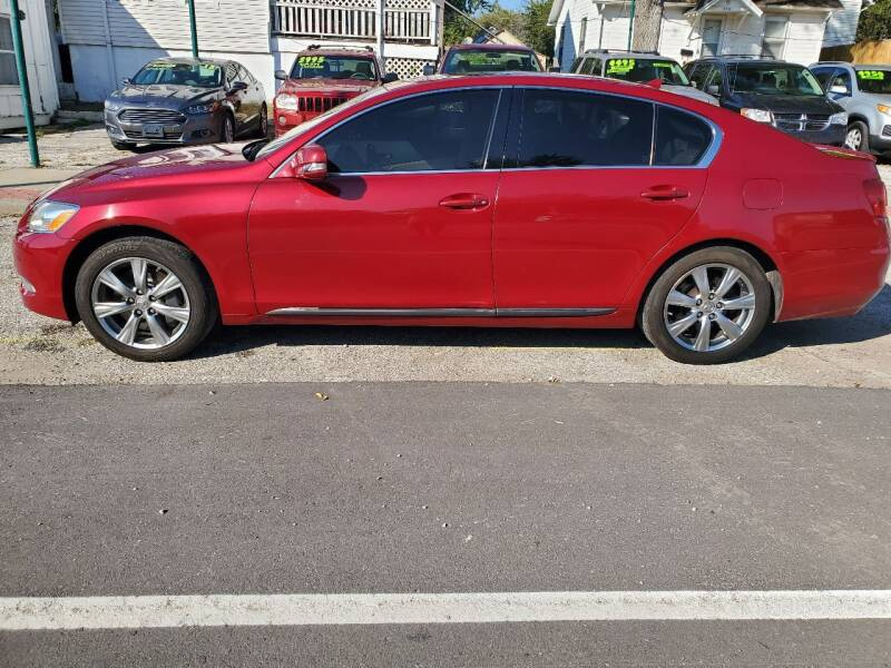 2008 Lexus GS 350 for sale at Street Side Auto Sales in Independence MO