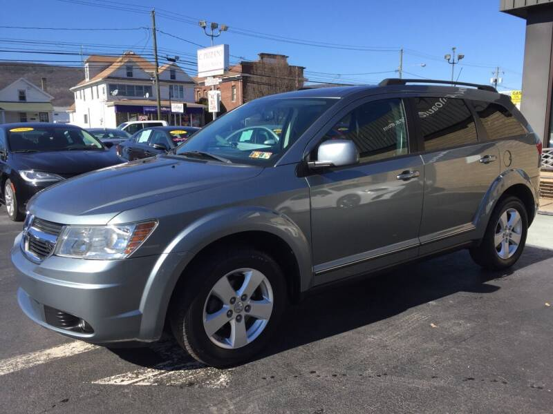 2010 Dodge Journey for sale at C Pizzano Auto Sales in Wyoming PA