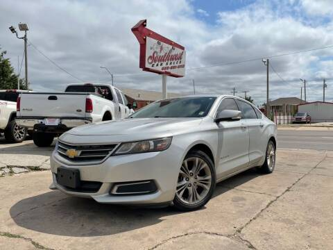 2014 Chevrolet Impala for sale at Southwest Car Sales in Oklahoma City OK
