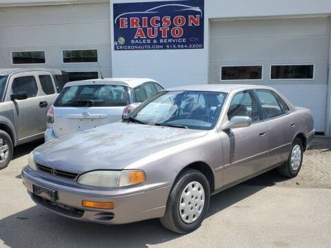 1995 Toyota Camry for sale at Ericson Auto in Ankeny IA