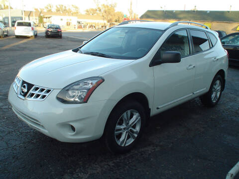 2015 Nissan Rogue Select for sale at World of Wheels Autoplex in Hays KS